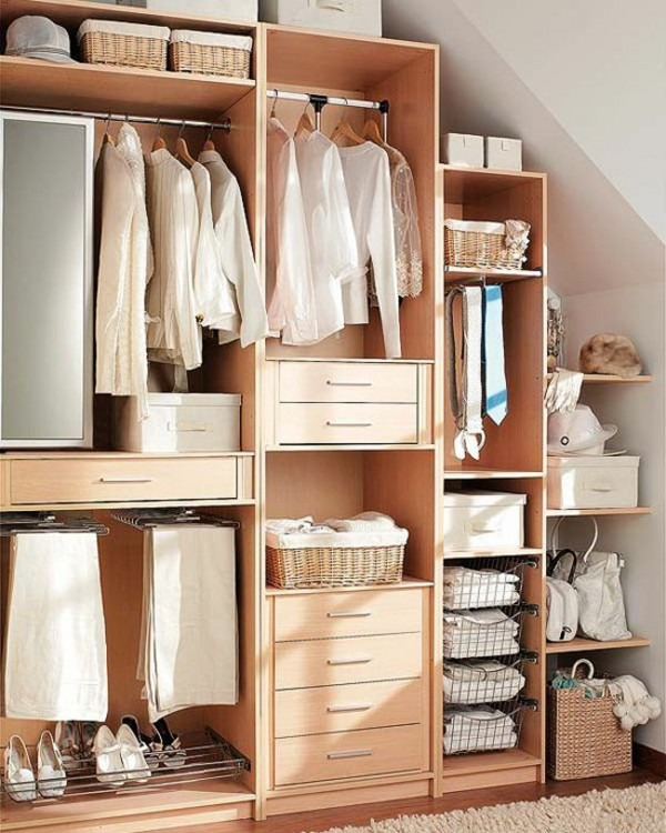 Die Besten Ideen Für Kleiderschrank Ordnung Diy