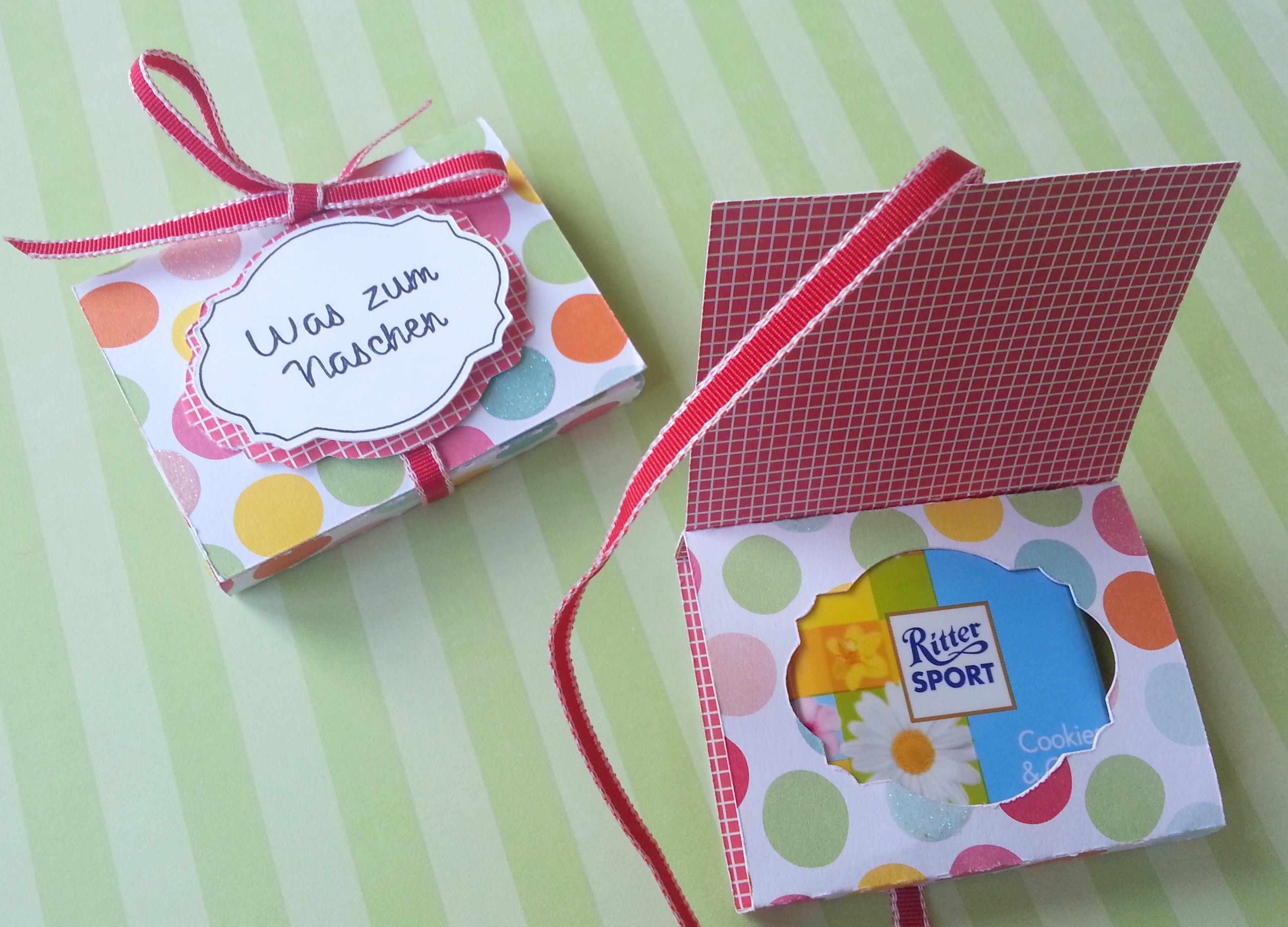 Kleine Geschenke  Kleine Geschenke erhalten Freundschaft