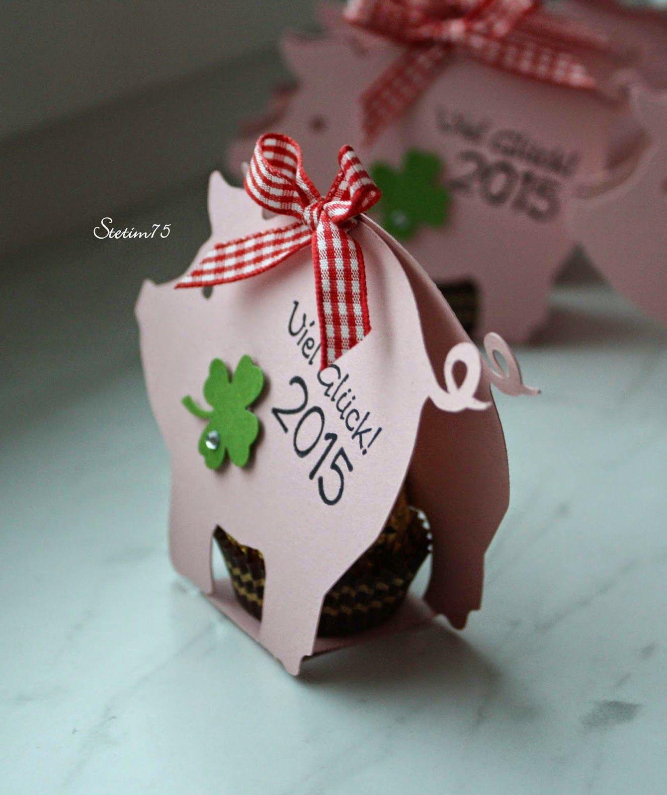 Kleine Geschenke Für Senioren  eine kleine Schweinerei Für uns neigt sich ein sehr