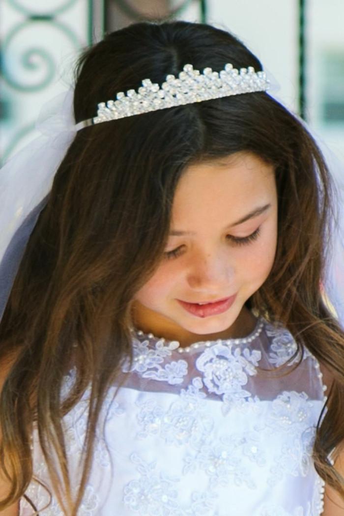 Kommunion Frisuren Mädchen  Kommunion Frisuren für schöne Erinnerungen sorgen