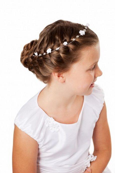 Kommunion Frisuren Mädchen  Die besten 25 Kommunion frisuren Ideen auf Pinterest