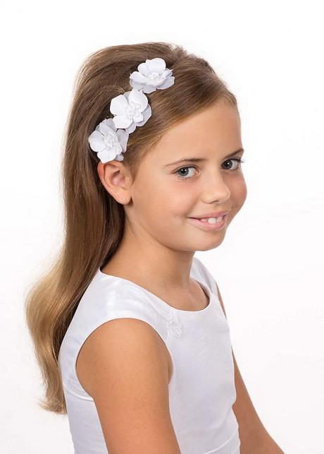 Kommunion Frisuren Mädchen  Erstkommunion frisuren