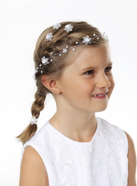 Kommunion Frisuren Mädchen  Kommunion frisuren bilder