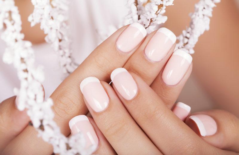 Kosten Maniküre  Die klassischste Maniküre oder Sind French Nails noch modern