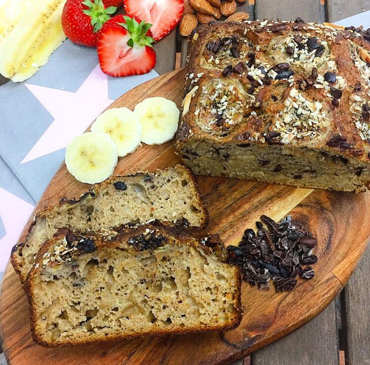 Kuchen Mit Grieß  Bananen Grieß Kuchen mit Joghurt – julia stenzel