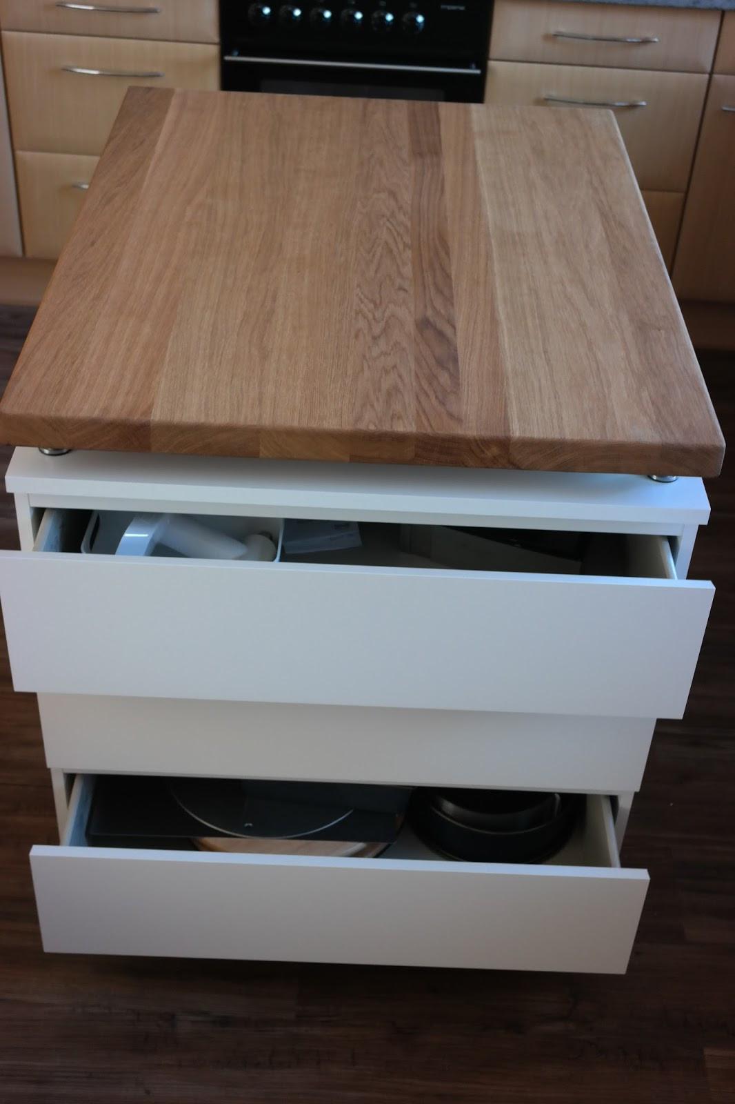 Kücheninsel Diy  Ikea Kücheninsel DIY – Miss Zuckerfee