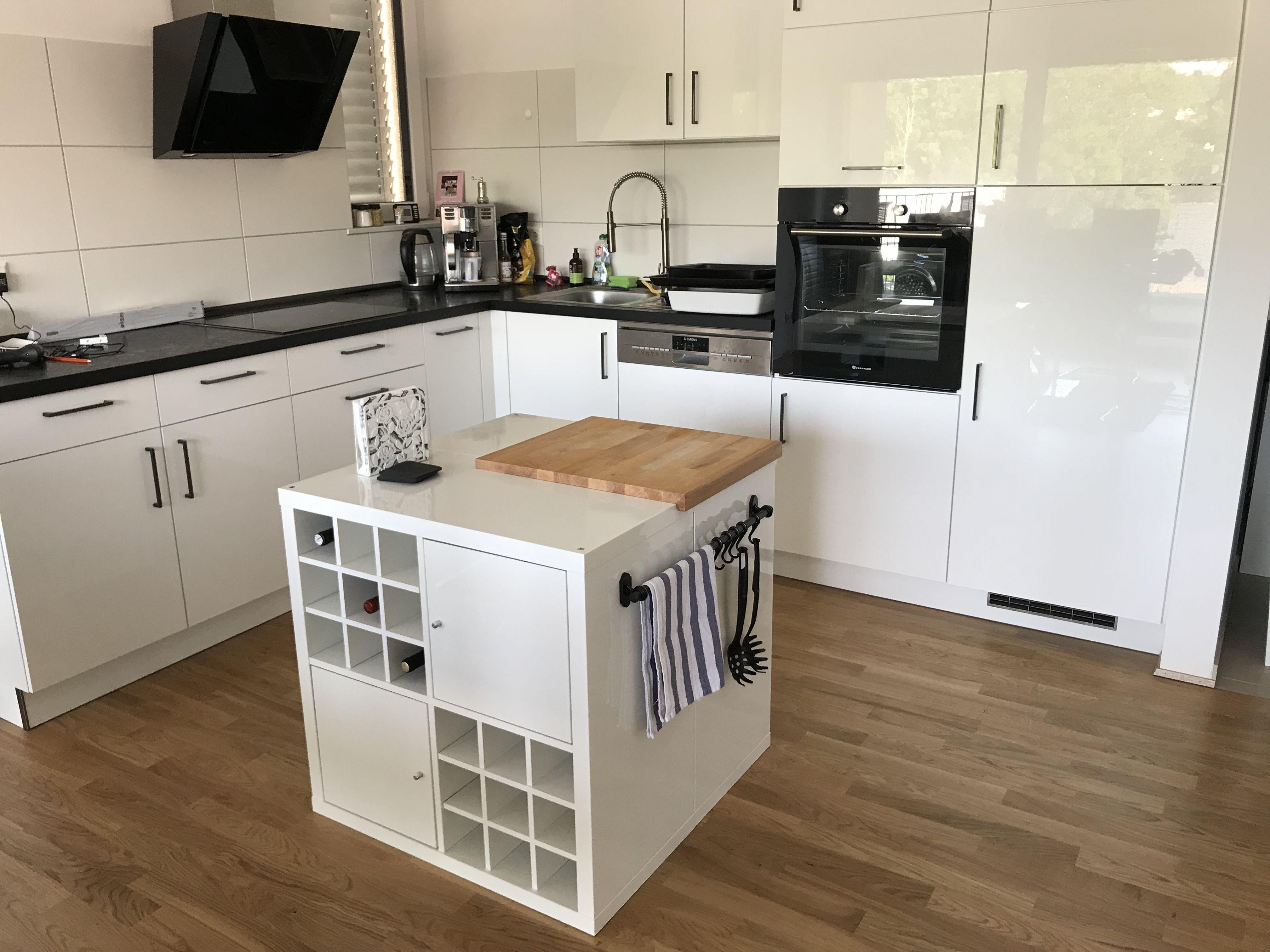 Kücheninsel Diy  Ikea Kücheninsel I key a in 2019