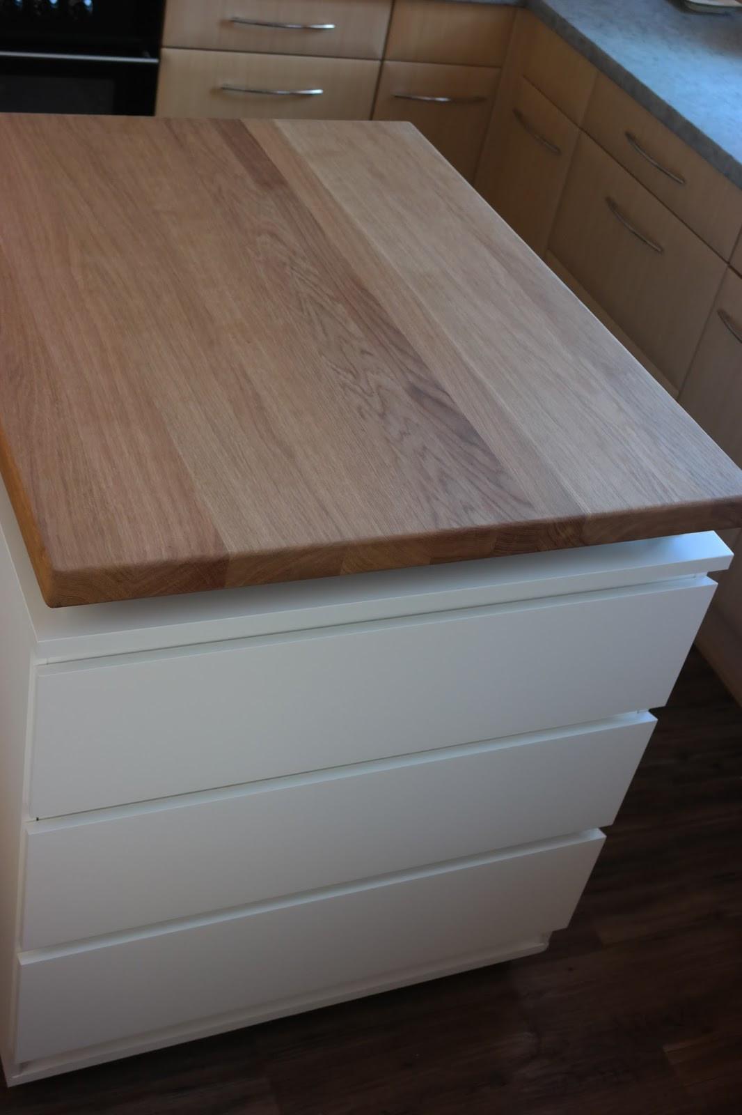 Kücheninsel Diy  Miss Zuckerfee Ikea Kücheninsel DIY