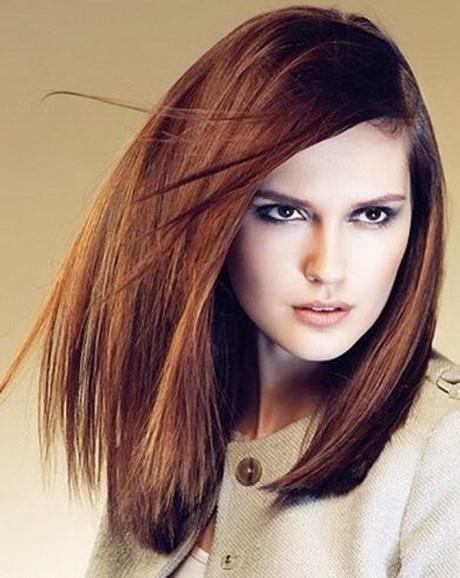 Lange Haare Frisuren  Stufenschnitt frisuren lange haare