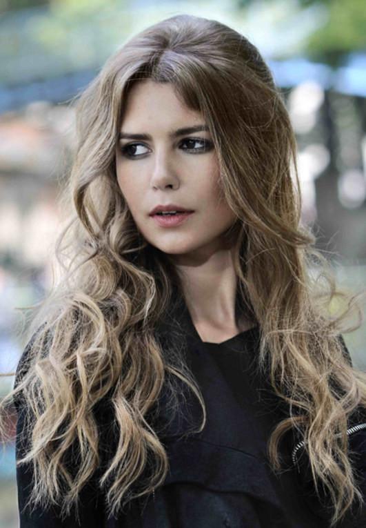 Lange Haare Frisuren  Unglaublich weiblich 150 Frisuren für lange Haare Album