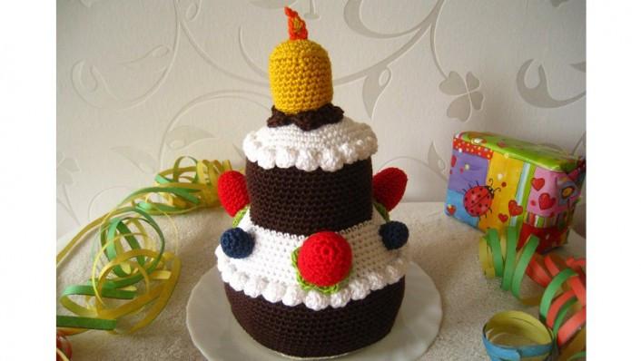 Leckere Geburtstagstorte  leckere Geburtstagstorte