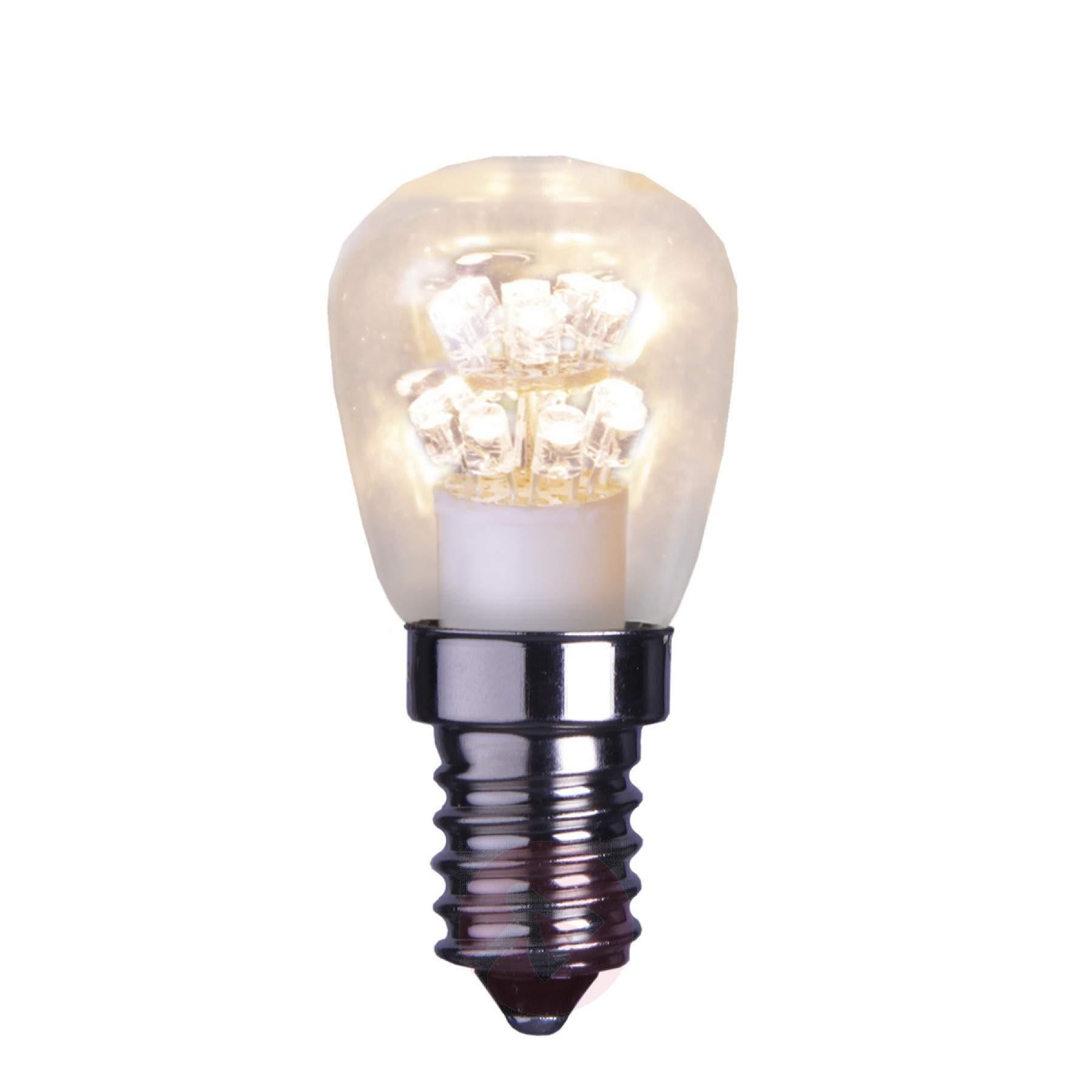 Led Lampen E14  E14 0 7W LED Birnenlampe klar 2 100 K kaufen