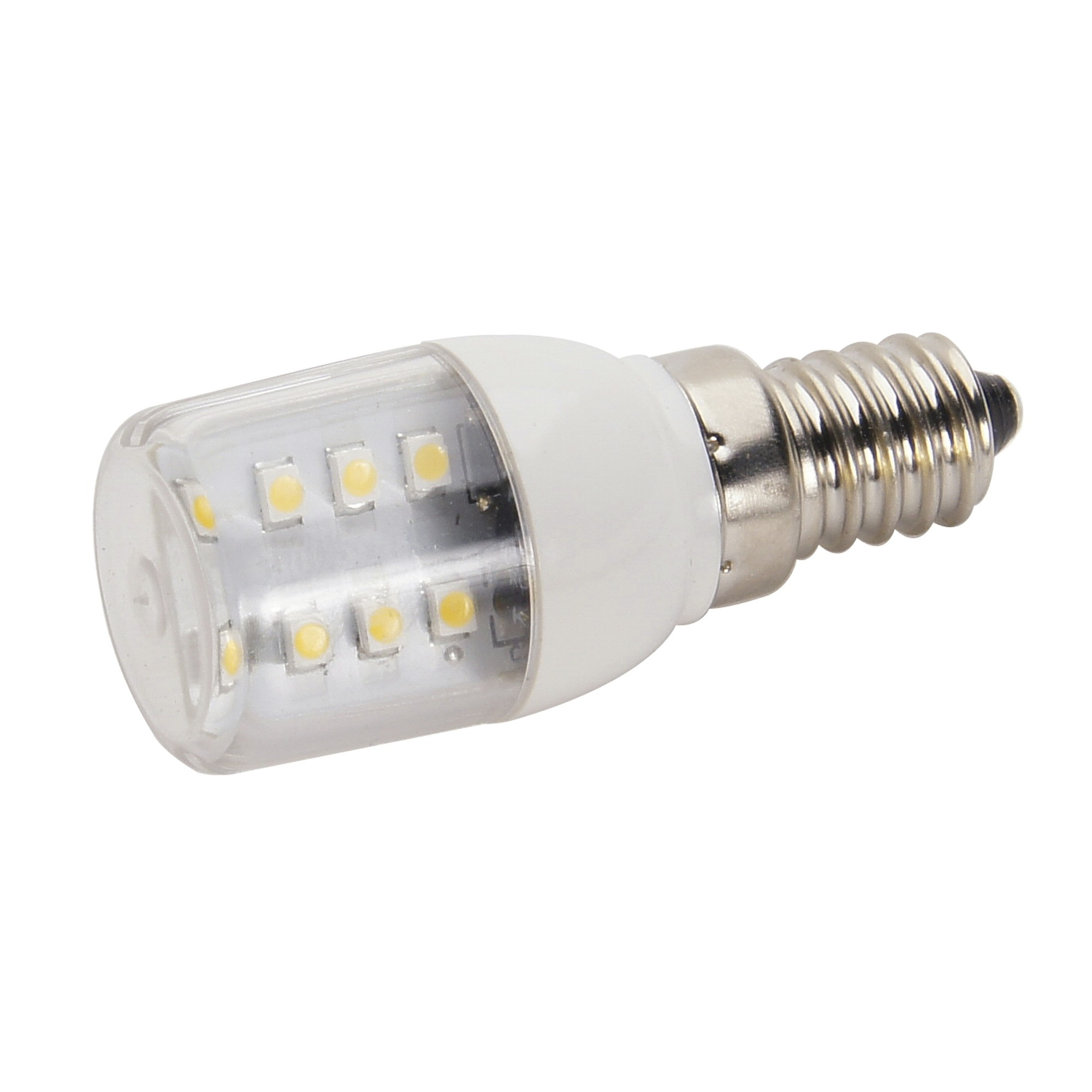 Led Lampen E14  Prolight LED koelkastlamp E14 2W LED lampen