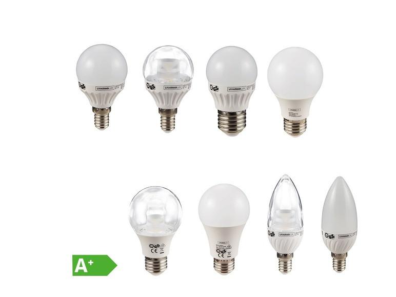 Led Lampen E14  LIVARNO LUX 2 LED lampen E27 E14 online kopen