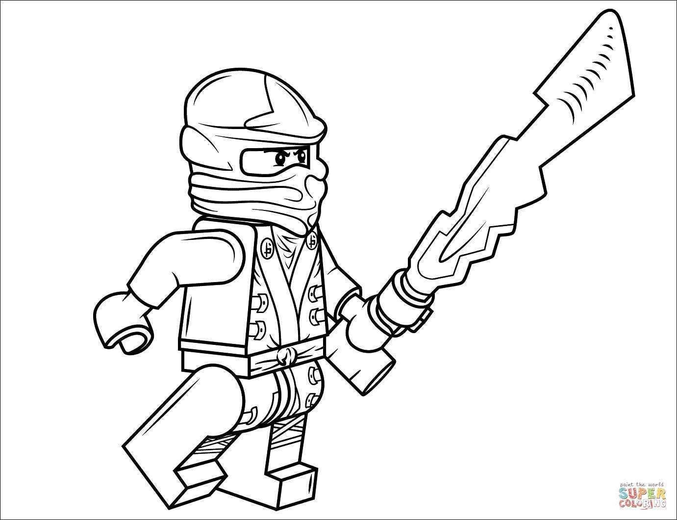 20 besten ideen lego ninjago movie ausmalbilder  beste