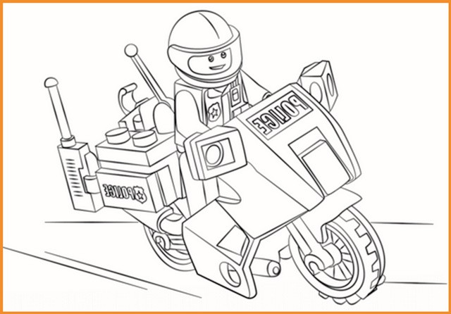 20 besten lego polizei ausmalbilder  beste wohnkultur