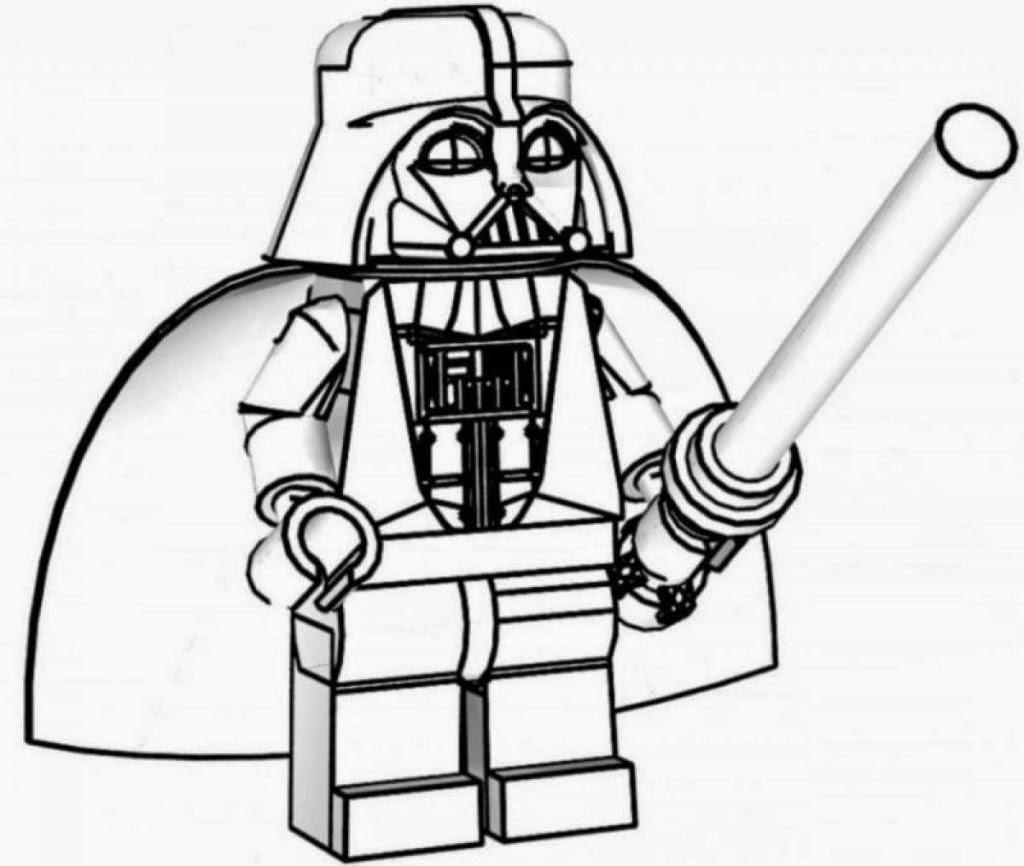 Lego Star Wars Ausmalbilder  Ausmalbilder zum Ausdrucken Ausmalbilder Lego Star Wars