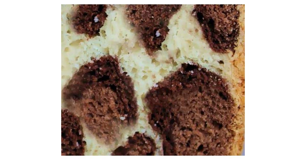 Leoparden Kuchen Rezept  Leoparden Kuchen Leoparden Brot von Fett For Fun Thermi