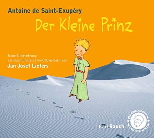 Lesung Hochzeit Der Kleine Prinz  Der Kleine Prinz Buch & CD – Jan Josef Liefers Lesung