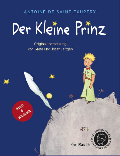 Lesung Hochzeit Der Kleine Prinz  Der Kleine Prinz Geschenkbox