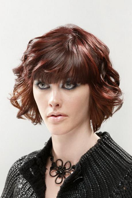 Lockige Haare Frisuren  Frisuren für kurze lockige haare