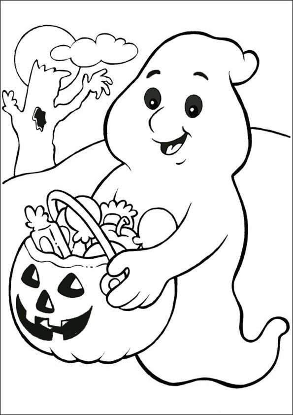 Malvorlagen Halloween  Ausmalbilder für Kinder Malvorlagen und malbuch