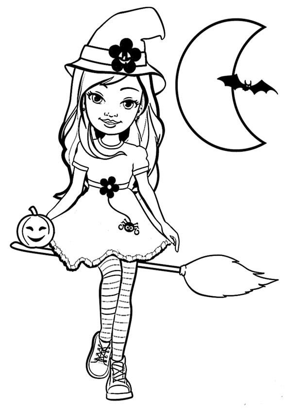 Malvorlagen Halloween  halloween ausmalbilder 50