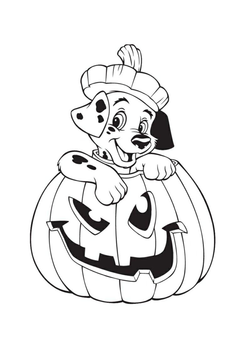 Malvorlagen Halloween  Halloween Ausmalbilder Halloween ZENIDEEN
