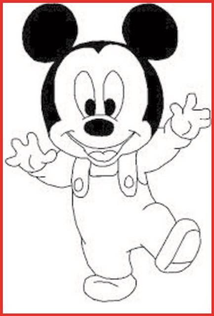 20 Besten Ideen Malvorlagen Mickey Mouse Beste Wohnkultur