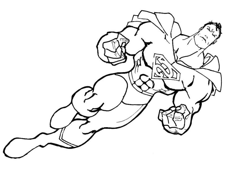 Malvorlagen Superhelden  Ausmalbilder Superhelden Drucken Ausmalbilder von