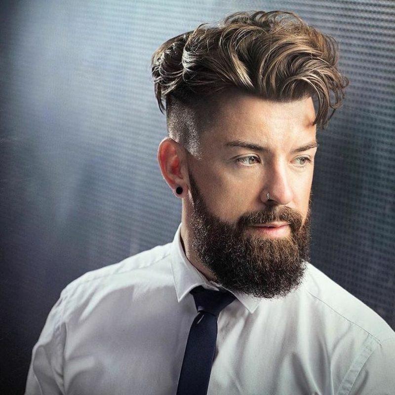 die besten männer frisuren scheitel - beste wohnkultur