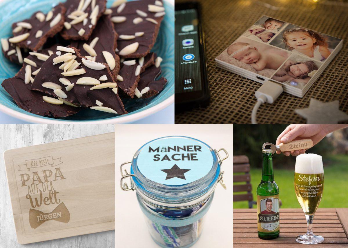 Männer Geschenke  Geschenke für Männer sechs kreative Ideen