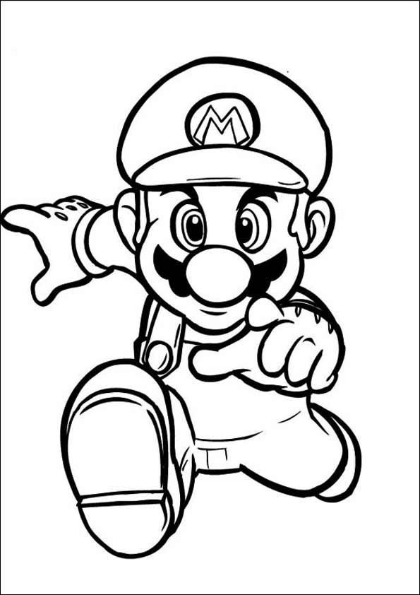 20 Der Besten Ideen Für Mario Malvorlagen Beste Wohnkultur