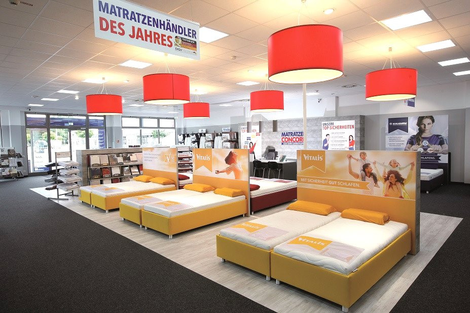 Matratzen Concord Lübeck  Fantastisch 20 Matratzen Concord Frechen Design