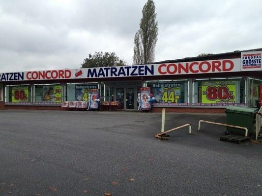 Matratzen Concord Lübeck  Matratzen Concord Hamburg Filialen Neu Matratzen Concord