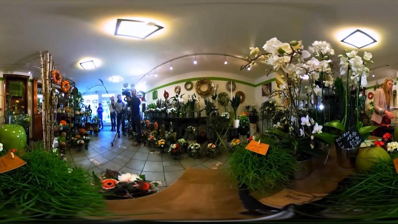 Mdr Garten  Blumenwerkstatt Sabrina Fritzsche 360°