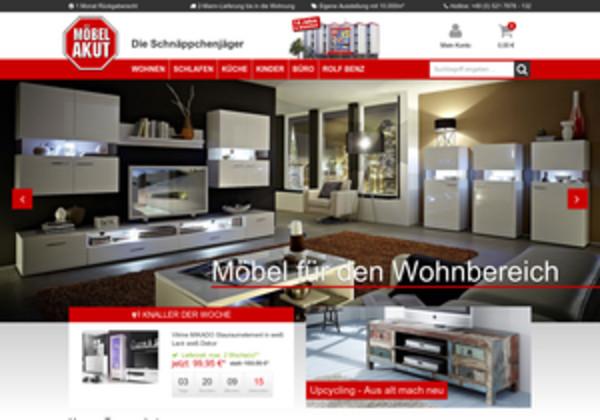 Möbel Akut Bielefeld  Möbel AKUT GmbH Erfahrungen Bewertungen Meinungen