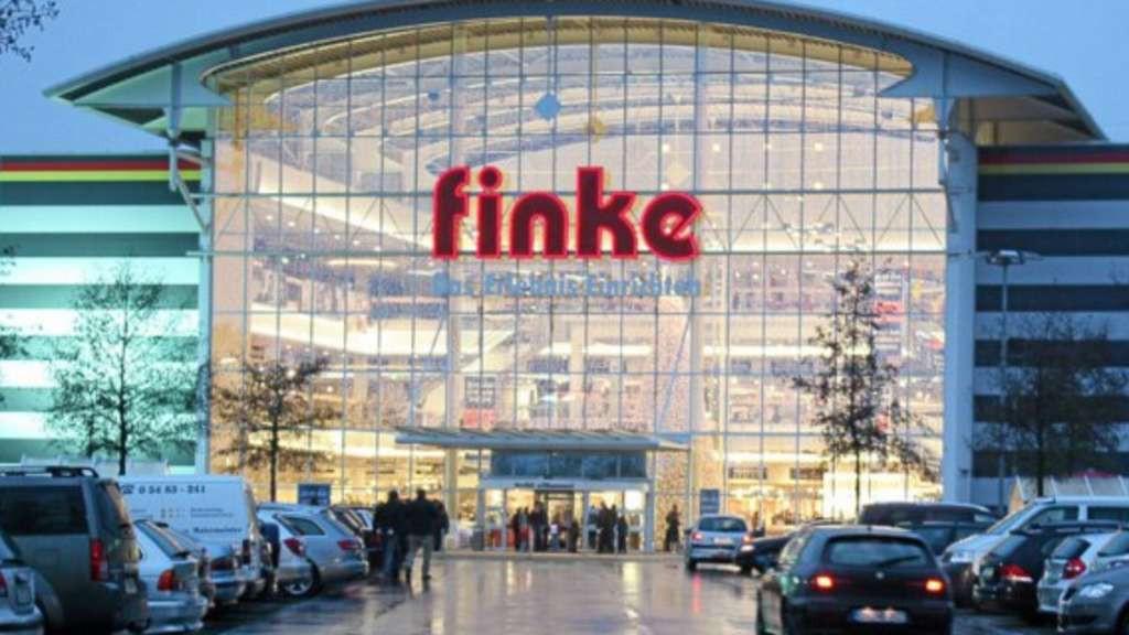 Möbel Finke Münster  Möbel Finke plant neben Hamm weiteres Haus Markt unter