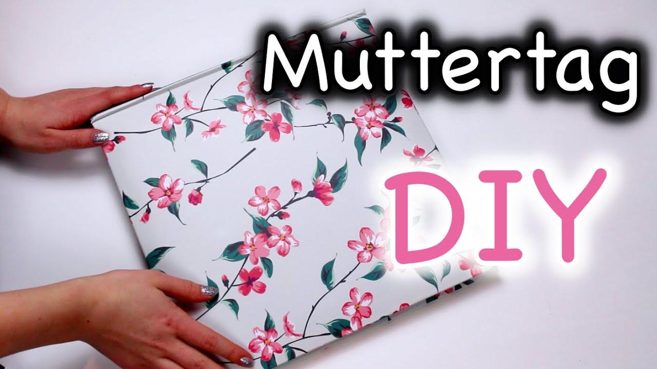 Muttertag Diy  Muttertag Geschenk DIY