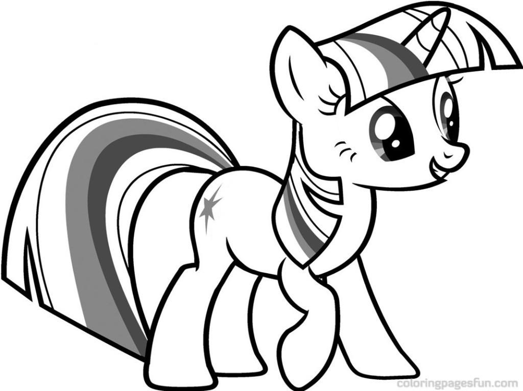 beste 20 my little pony twilight sparkle ausmalbilder