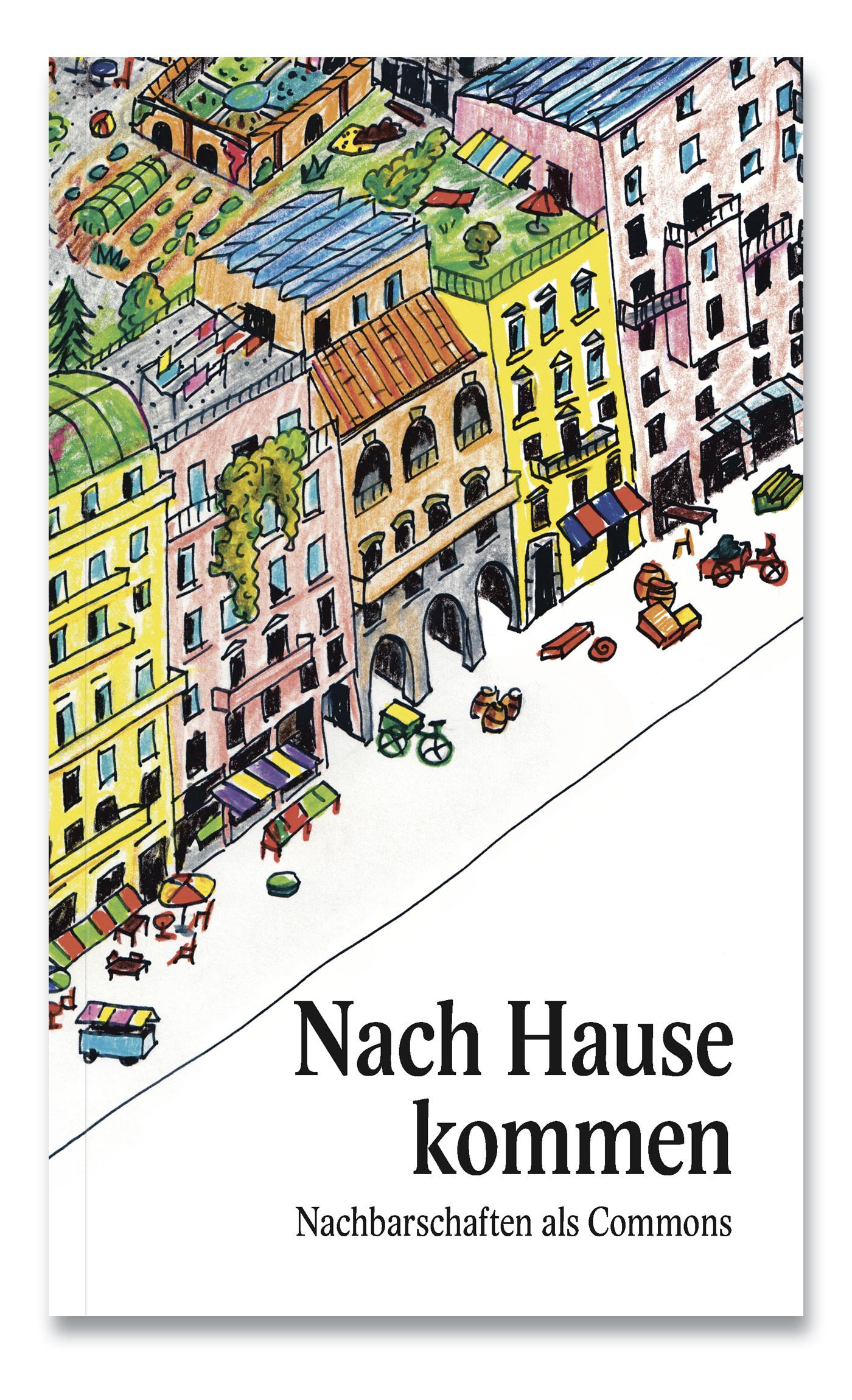 Nach Hause Kommen  Agrar Info Neue Publikation von Neustart Schweiz