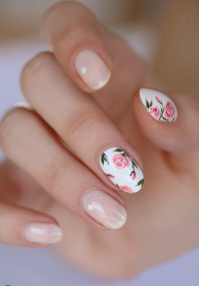 Nageldesign Frühling Nägel  Nageldesign Frühling Geben Sie Ihren Nägeln den Touch der