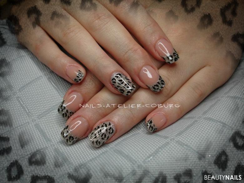 Nageldesign Leo  30 Leoparden Nageldesign Leo & Tiger Nails Leo Look 2019