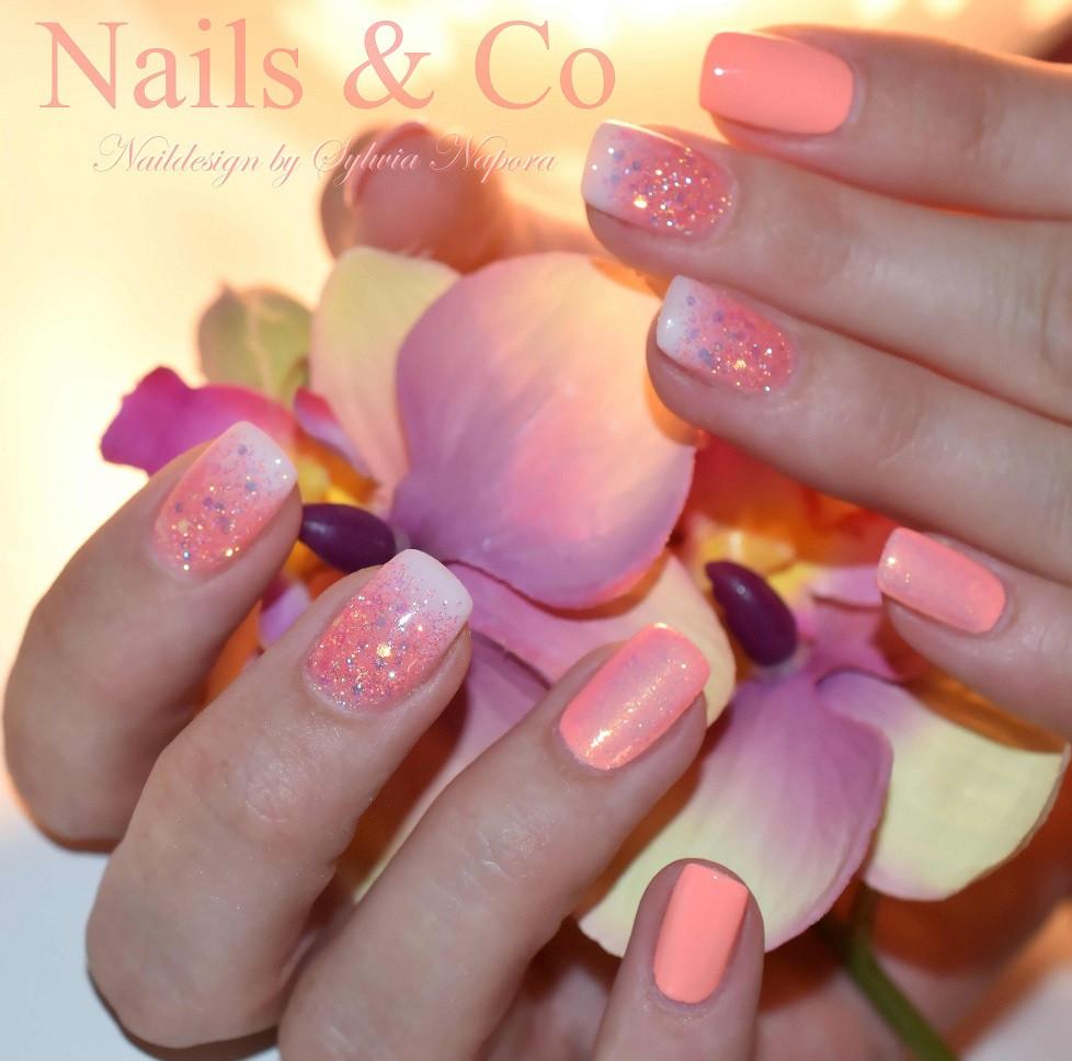 Nageldesign Sommerfarben  Nail Art & Co – Der Blog für Nageldesign