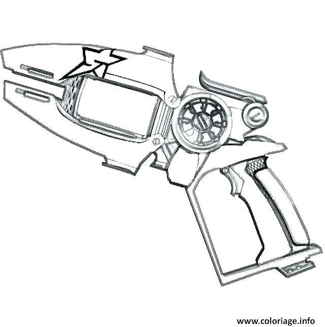Nerf Ausmalbilder  Pages De Coloriage Pistolet Nerf Gun Coloring Pages Pages