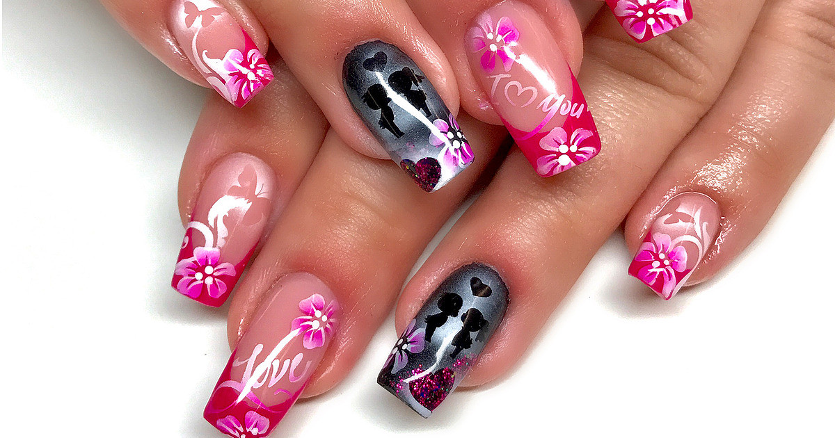 Neue Nageldesign Bilder  Leser NailArt BEAUTY FORUM Germany