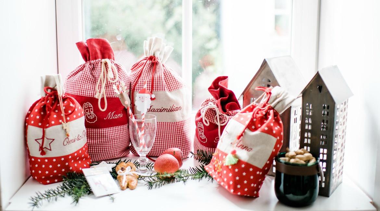 Nikolaus Geschenke  Tolle Deko und das passende Geschenk zum Nikolaus
