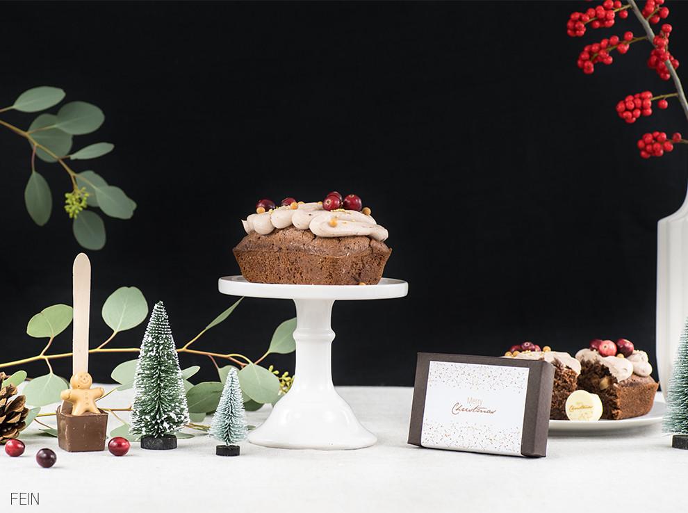 Nikolaus Geschenke  Nikolaus Geschenke & Glühweinkuchen Fein und Fabelhaft