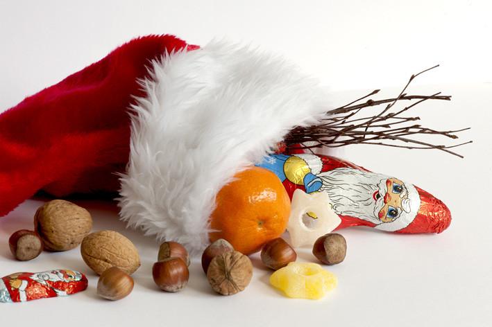 Nikolaus Geschenke  Nikolaus und Krampuslauf
