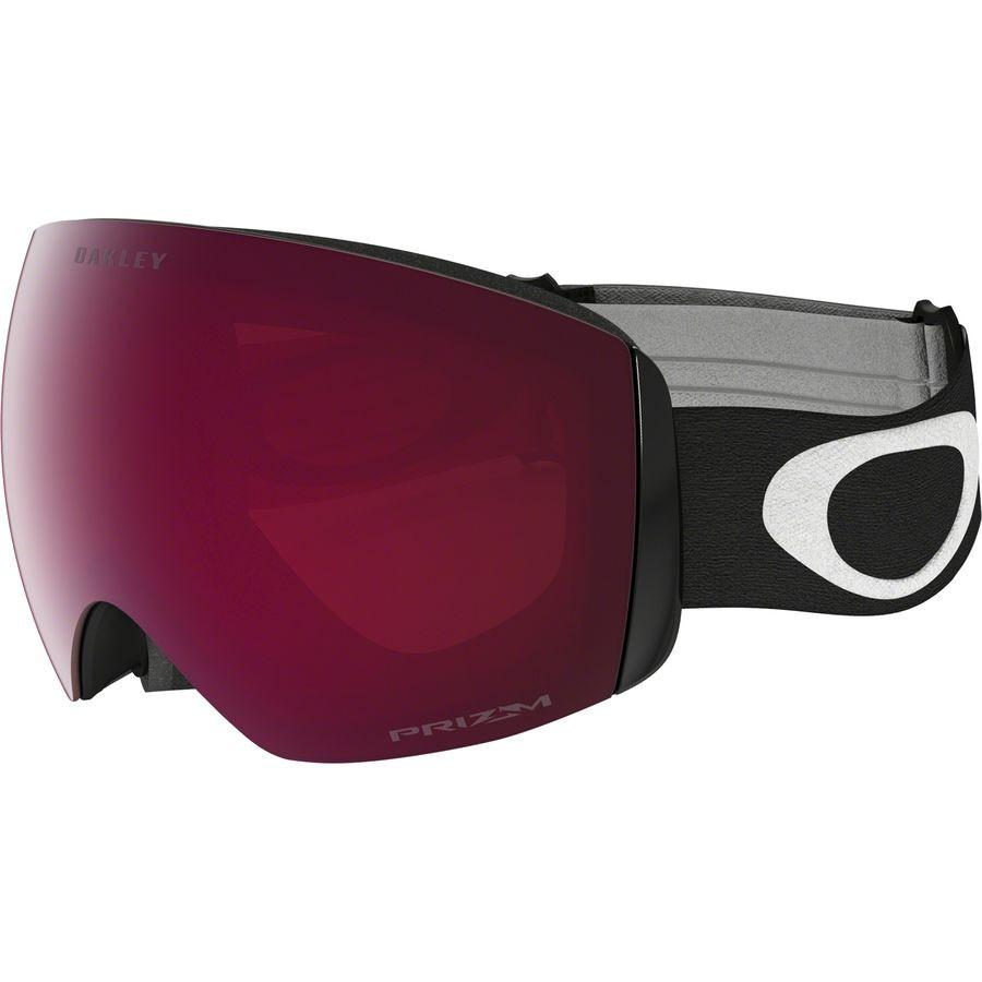 Oakley Flight Deck  Oakley Flight Deck XM Prizm Goggles Men s